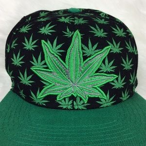 ~ 3 for 25~ Joycap Streetwear Cannabis Weed Hat